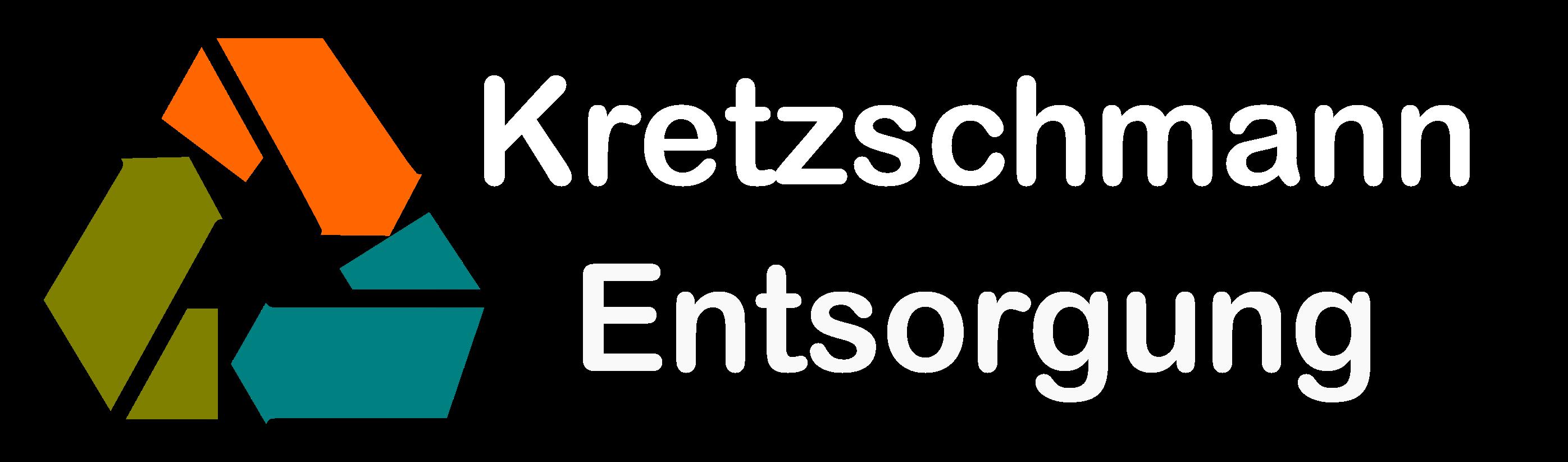 Logo Kretzschmann-Entsorgung